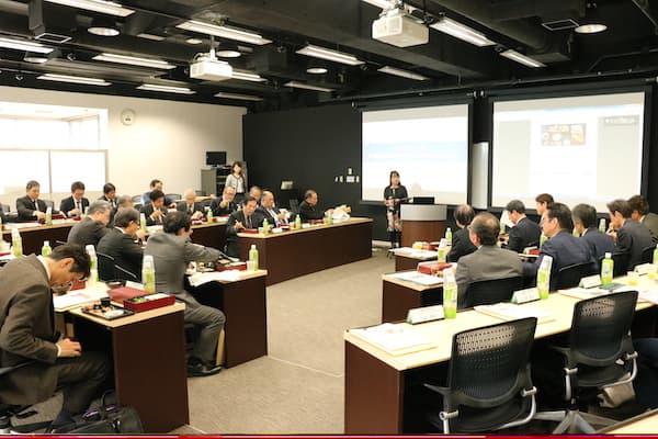 会議内でのランチタイムセミナー