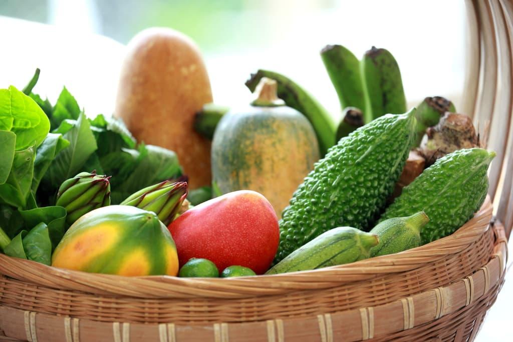 沖縄独自の島野菜